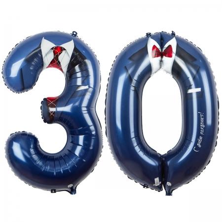 """Цифры """"30"""" для него"""