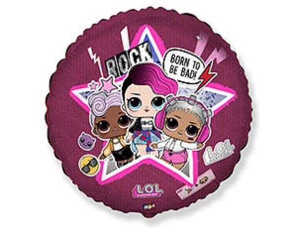 Круг Куклы Лолы